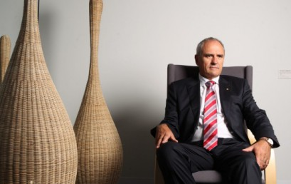Ken Henry says NAB has strong capital and is ready to embrace fintech future