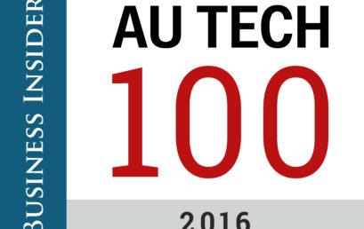 The coolest 100 people in Australian tech