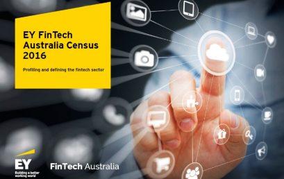 EY FinTech Australia Census 2016