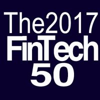 Here is the FinTech50 2017