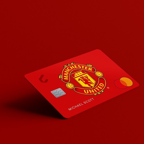 Manchester United to offer U.S. credit card with FinTech startup