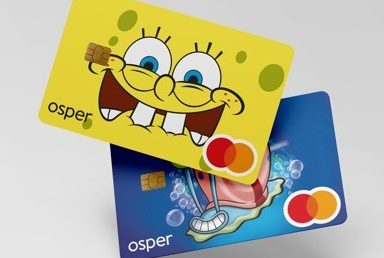 UK fintech Osper to launch Nickelodeon-branded debit cards